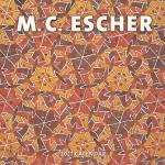 M.C Escher Mini Wall Calendar