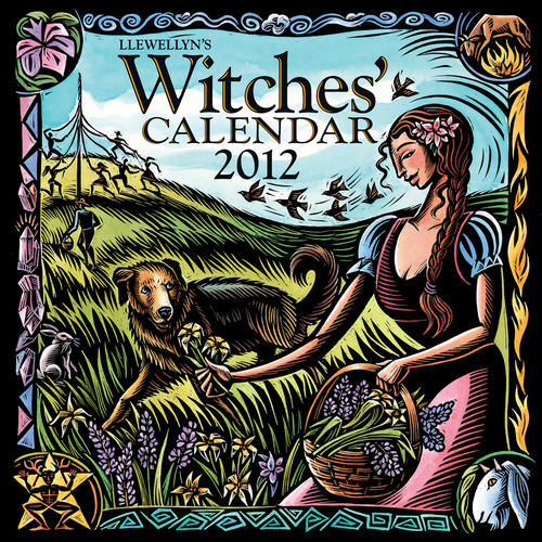 Wiccan Calendars and Planners