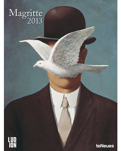 Surrealist Art Posters Calendars 2013