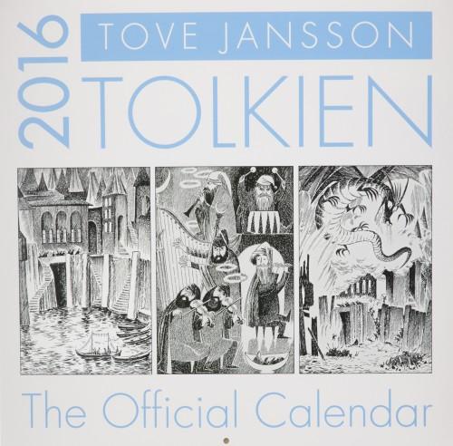 Tove Jansson Official Tolkien Calendar