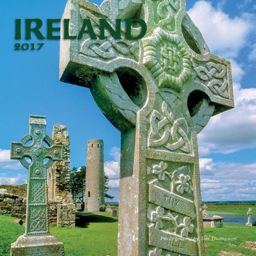 Ireland Wall Calendar