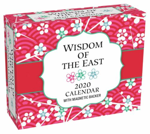 Wisdom of the east calendar