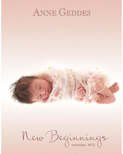 Anne Geddes baby calendar planner  2020-2021