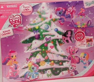 My Little Pony Advent Calendars 2019