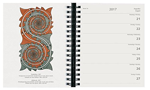 M.C. Escher art calendars and planners  2020-2021