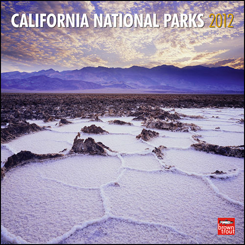 National Parks Wall Calendars 2017