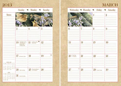 Marjolein Bastin weekly planners  2020-2021