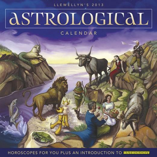 Astrological calendars and daily horoscope planners 2017