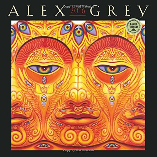 Alex Grey Wall Calendars  2020-2021