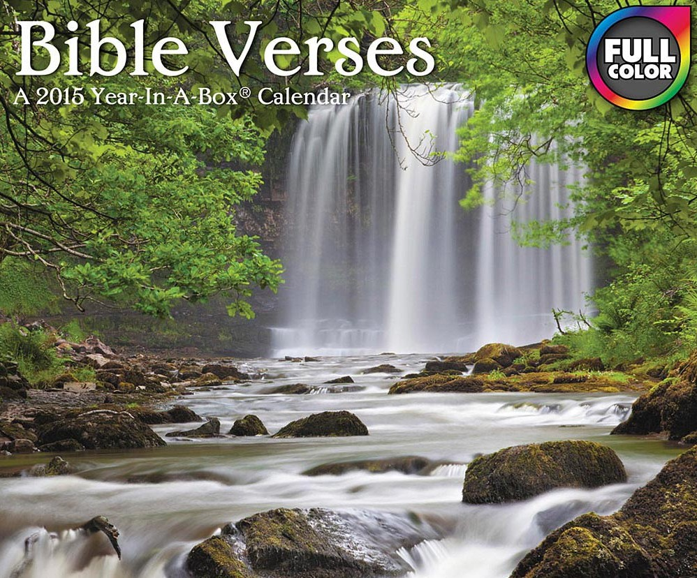 2020-21 Bible Verses and Quotes Desk Calendars