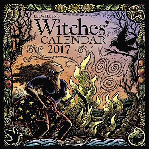 Wiccan Calendar and Planner 2020-21