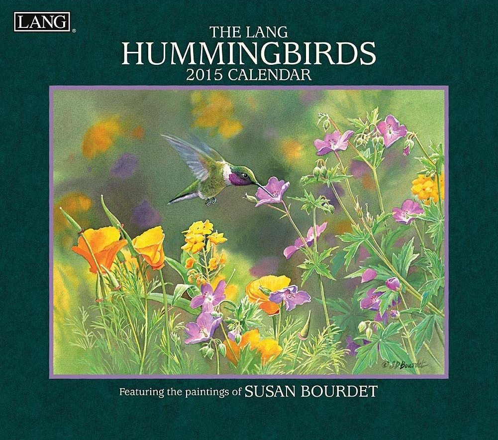 Hummingbird Calendars and Planners 2017