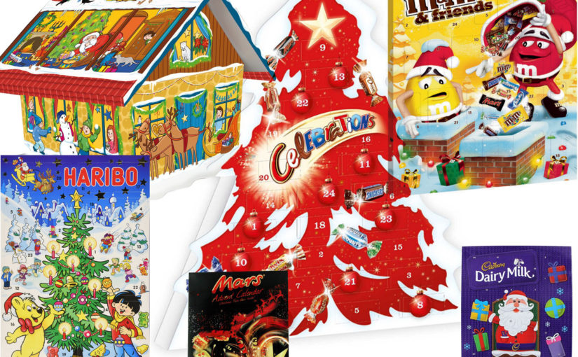 Chocolate Candy Advent Calendars 2020