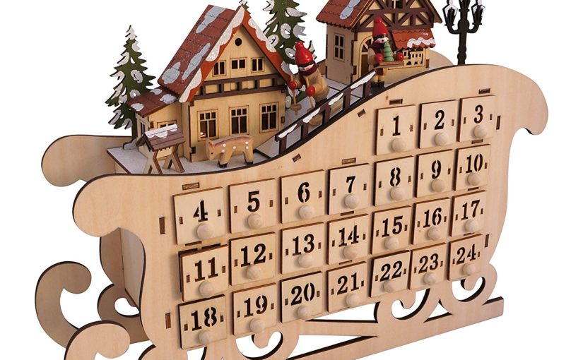 Adult Advent Calendar 2019,